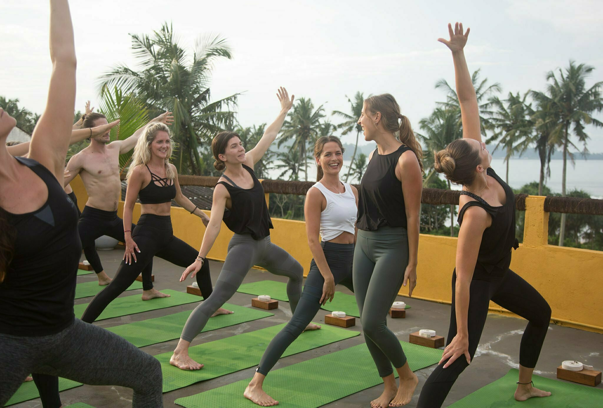 Yoga teacher training Sri Lanka Stefan Camilleri 8304