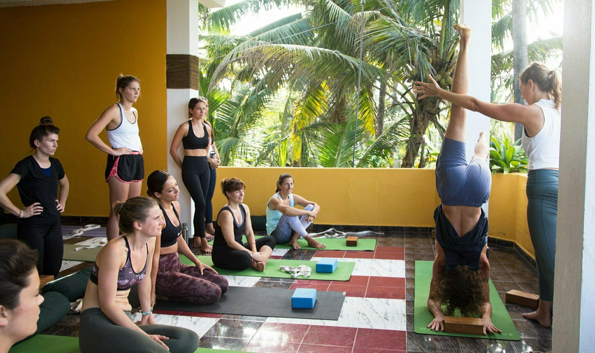 Yoga teacher training Sri Lanka Stefan Camilleri688